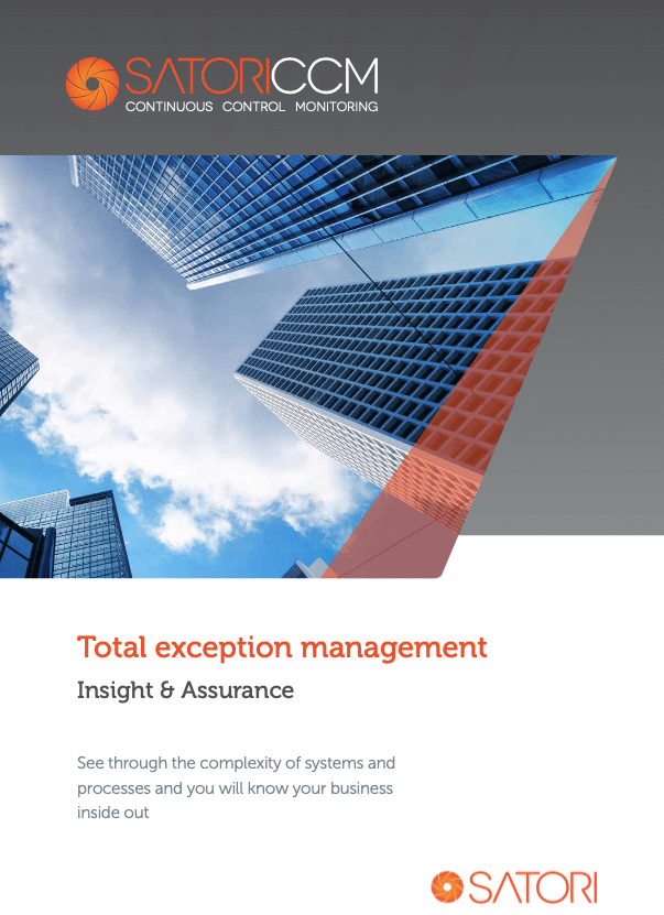 Total Exception Management EBook Image